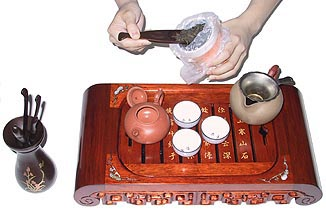 Kung Fu Tea Step 2