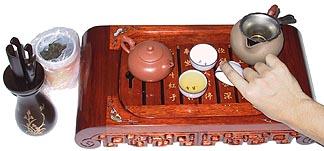 Kung Fu Tea Step 6