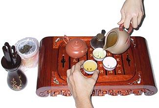 Kung Fu Tea Step 8