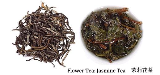 chinese flower tea jasmine